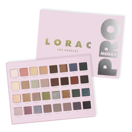 LORAC Holiday 2017 Launches including Mega PRO Palette 4!