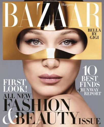 Gigi Hadid Interviews Bella Hadid On Fame, Family, and