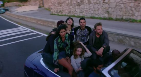 Watch a sneak peek of the Sense8 finale