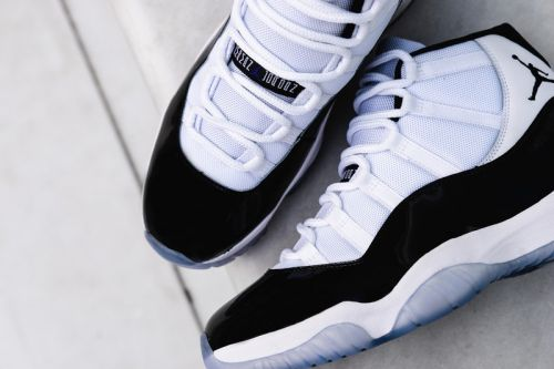 "The AJ11 ""Concord"" Is Back Like 45 in This Week's Footwear Drops"