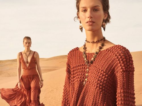 The Zara Studio Collection Will Inspire You To Book A Desert Vacation ASAP