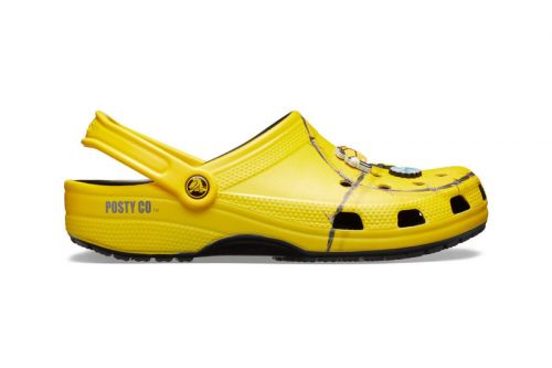 Post Malone & Crocs Drop Second Collaborative Model