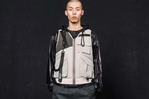 IISE's Fall/Winter 2018 Collection Is Inspired by Korean Military Wear