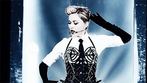 Forget Bad Blood, Madonna just released a music video with four