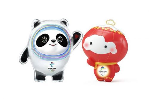 Beijing 2022 Unveil Olympic and Paralympic Winter Games Mascots