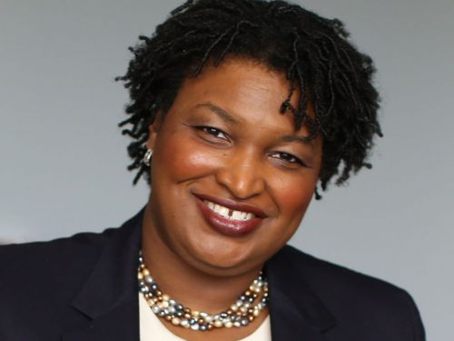 Stacey Abrams Wants To Be The First Black Woman Governor