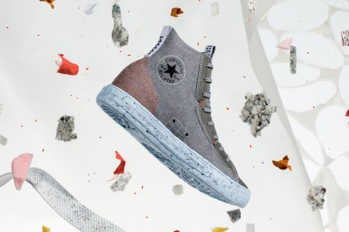 Converse Heads to the Moon with the Chuck Taylor All Star Crater