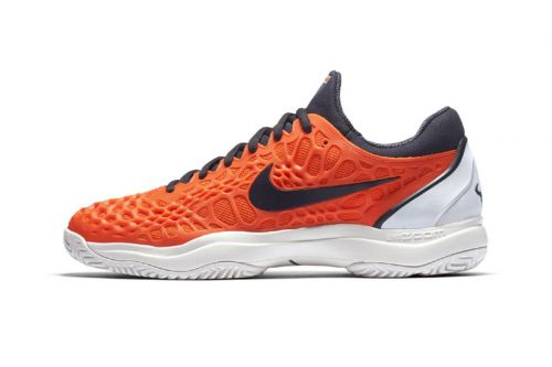 "Nike Air Zoom Cage 3 Strikes in ""Hyper Crimson"""