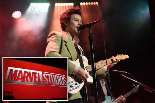 Harry Styles joins Marvel Comics Universe as god of love and sex: report