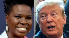 Leslie Jones Hits Back At 'Moron' Trump Over Botched 'Saturday Night Live' Slam