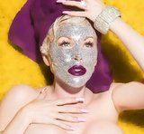Joyce Bonelli Is Launching a Bedazzled Face Mask - Fancy, Huh?