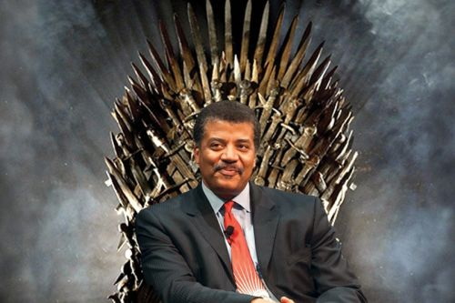 Neil deGrasse Tyson Breaks Down the Science Behind 'Game of Thrones''s Ice Dragon