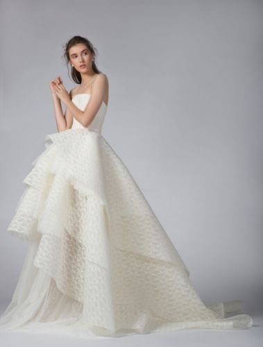 Unveilling the GEORGES HOBEIKA Bridal Fall 2019 collection
