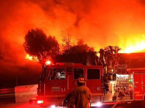 At Least 9 Dead in California Wildfires as Trump Threatens to Stop Federal Funding