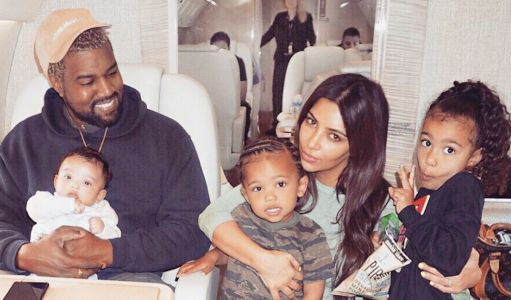 Kim Kardashian Is Reportedly 'Worried' That Kanye West Has Put Their 'Children In Danger'