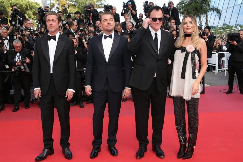 Cannes warns movie buffs about 'Once Upon a Time in Hollywood' spoilers