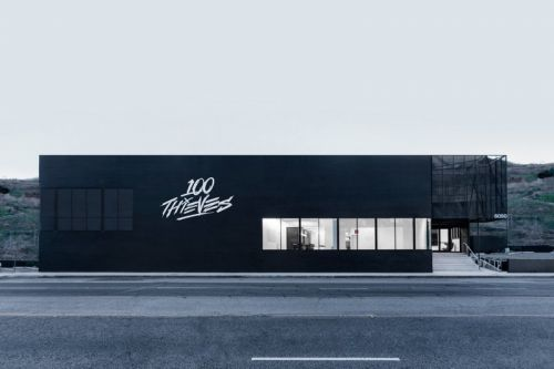 Take a Look Inside 100 Thieves' New LA Headquarters