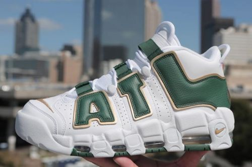 "Nike's Air More Uptempo ""ATL"" Set to Join Upcoming ""City Pack"""
