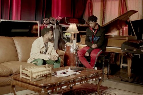Watch Big Sean & Metro Boomin Interview Each Other For 'Double or Nothing'