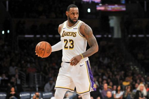 LeBron James Promises Lakers Spell