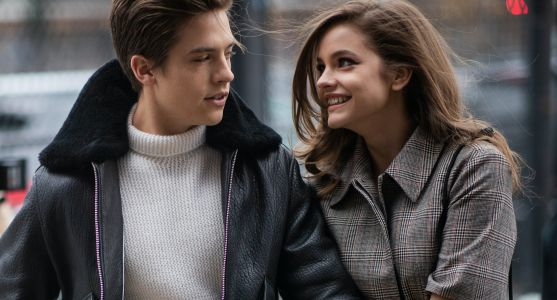 Barbara Palvin Shares One Way She Keeps BF Dylan Sprouse Close When She's Away