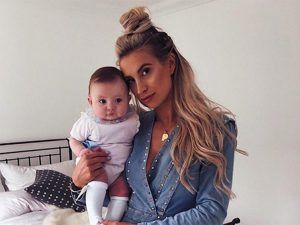 Mums Defend Ferne McCann Amid Fears About Baby Sunday's Safety