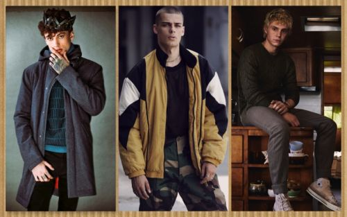 Week in Review: Storm Into Fashion, Gabriel Alcaide, Evan Peters + More