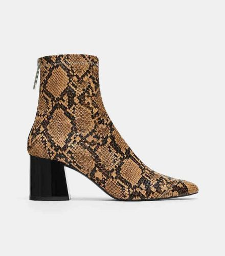 Fashion People, Your Zara Boots Are Almost Too Good to Be True