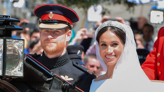 Happy One-Year Anniversary, Prince Harry and Meghan Markle! See a Timeline of Their Storybook Romance