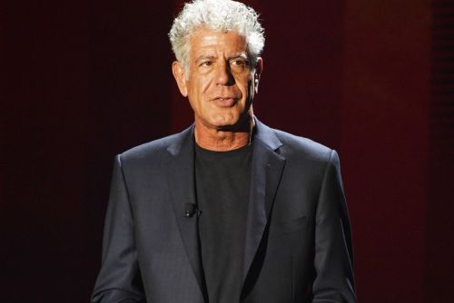 Sony Pictures Animation Is Adapting Anthony Bourdain's 'Hungry Ghosts' Into an Animated Series