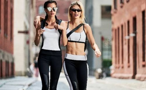 New brand Acabada offers CBD-infused activewear