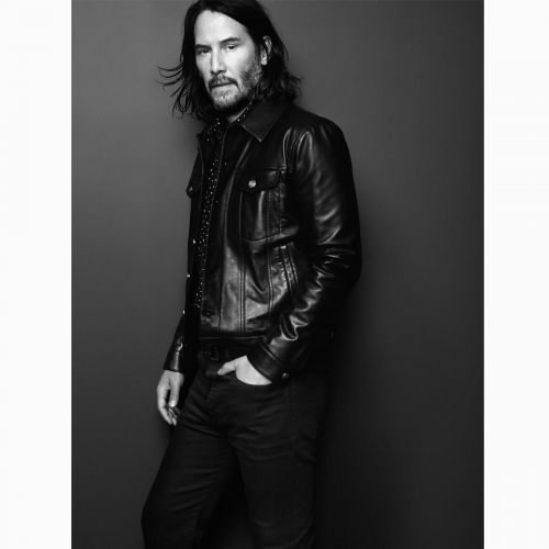 Keanu Reeves is the New Face of Saint Laurent - These Are 10 of His Most Seminal Moments