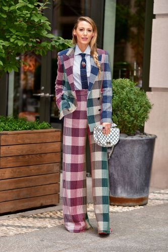 Blake Lively Just Wore Her Most Gossip Girl-Inspired Outfit in NYC