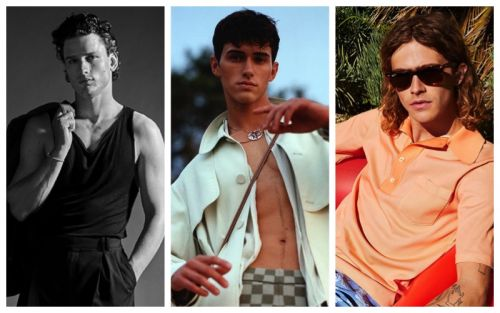 Week in Review: Simon Nessman, Jacob Dooley + More Stun in New Shoots