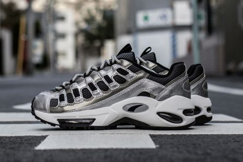 Blends Gives the PUMA CELL Endura a Splash of Silver Paint