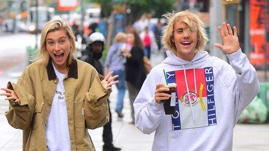 Fans Spotted a Ring on Justin Bieber's Left Hand and Now They're Convinced He Married Hailey Baldwin