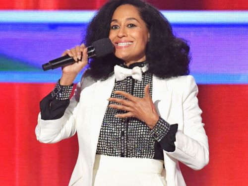 Tracee Ellis Ross Wore Her Mother Diana's Blouse During The AMAs