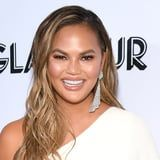 Chrissy Teigen Shows Us the Lengths She Goes to Get Makeup Onto Every Inch of Her Body