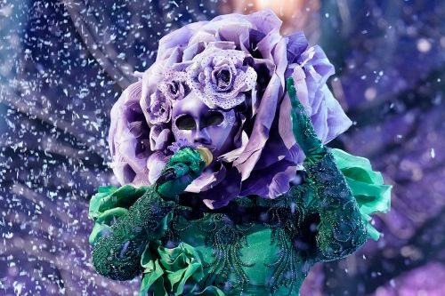 'The Masked Singer': The Flower is the show's biggest reveal yet