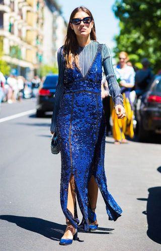 The Coolest Ways to Wear a Maxi Dress