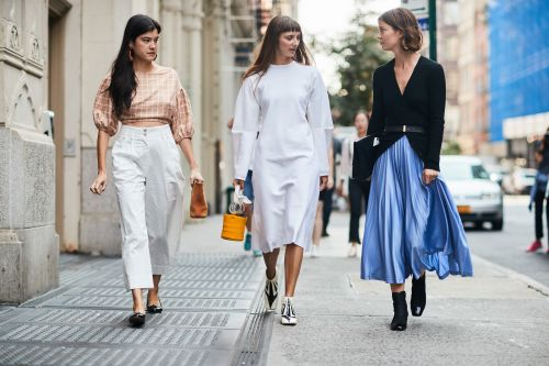 How to Look Chic at Work All Summer Long With Only 8 Pieces