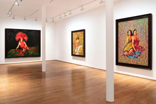 Kehinde Wiley's 'Tahiti' Exhibition Confronts the Legacy of Paul Gauguin