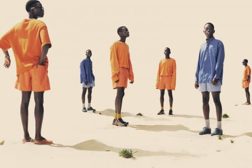 Outdoor Shorts Are The Focus of Goldwin's Latest Summer 21 Capsule Collection