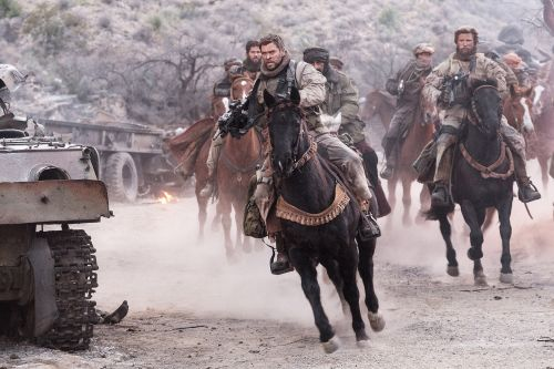 These special forces soldiers took on the Taliban on horseback