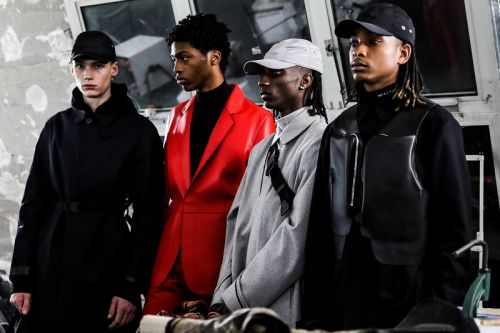 1017 ALYX 9SM's FW19 Collection Features Collaborations With Majocchi, Blackmeans, Mackintosh & Nike