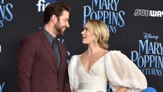 We're Officially On Bump Watch Because Emily Blunt and John Krasinski 'Want Another Baby'