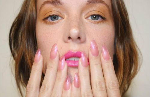 The Jelly Manicure Is The Latest Nail Trend Sweeping Social Media
