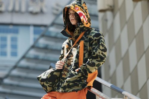 """BAPE & PORTER STAND Join Forces on Celebratory """"Trunk Show"""" Capsule"""