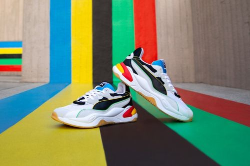 "PUMA Celebrates the Power of Sport With ""Unity Collection"""