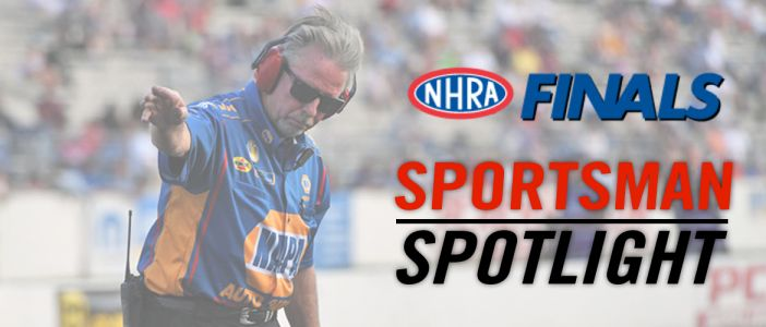 Mopar®/Dodge NHRA Sportsman Spotlight: NHRA Finals Williams and Irving Earn Dodge Dollars
